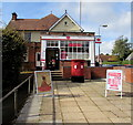 SU1660 : Pewsey Post Office by Jaggery