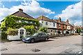 TQ1758 : Caen Wood Road by Ian Capper