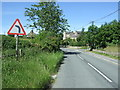 NZ0925 : Bend in Breckon Hill, Lynesack by JThomas
