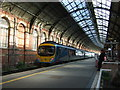 NZ2914 : Darlington Railway Station by JThomas
