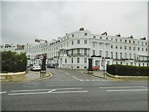 TQ3303 : Kemp Town, Arundel Terrace by Mike Faherty