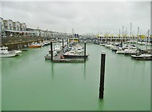 TQ3303 : Brighton Marina by Mike Faherty