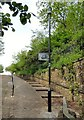 SJ8990 : New lamppost on Hatton Street by Gerald England