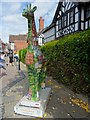 SO8554 : Worcester Stands Tall by Philip Halling