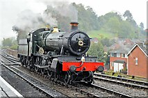 SO7975 : Bradley Manor entering Bewdley by Philip Pankhurst