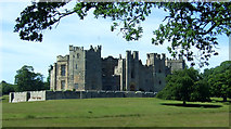 NZ1221 : Raby Castle by JThomas