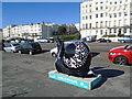 TQ3203 : Snailspace #41 Marine Parade by Paul Gillett