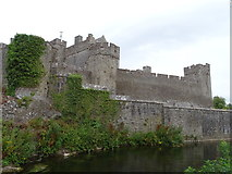 S0524 : Cahir Castle by Matthew Chadwick