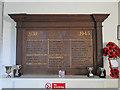 TG1935 : Hanworth and Gunton WW2 Roll of Honour by Adrian S Pye