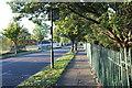 TQ2468 : Mostyn Road, Merton by David Howard