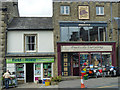 SD8163 : Two shops, Market Place, Settle by Robin Drayton