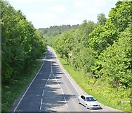 TQ6242 : A228 looking west by N Chadwick