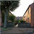 SK5837 : West Bridgford: Edwinstowe Avenue by John Sutton