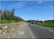 SD8611 : Rochdale Road East (A58) by JThomas