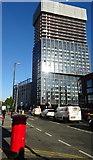 SJ8498 : Swan Street (A665), Manchester by JThomas