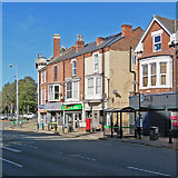 SK5838 : The corner of Radcliffe Road by John Sutton