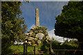 NO0860 : Kirkmichael War Memorial, Perthshire, Scotland by Andrew Tryon