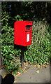 SD8711 : Elizabeth II postbox on Rochdale Road East by JThomas