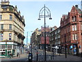 SE1633 : Looking up Sunbridge Road from Bridge Street by Stephen Armstrong