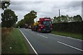 SK9824 : Coyle Haulage at work by Bob Harvey