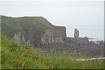 SX6643 : Long Stone by N Chadwick
