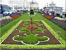 TV6198 : Carpet Gardens, Eastbourne Promenade by G Laird