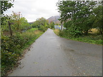 NH0362 : Lane to Incheril by Peter Wood