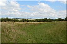 N9259 : Ditch, Cormac's House by N Chadwick