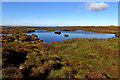 SE0804 : Pond, Tooleyshaw Moss by Mick Garratt