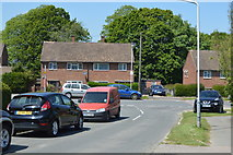 TQ6040 : Coneyburrow Rd, Sherwood Rd junction by N Chadwick
