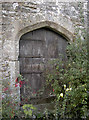 ST5362 : Rustic stable door by Neil Owen
