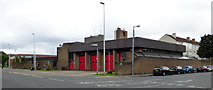 NS5565 : Govan Community Fire Station by Thomas Nugent