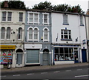 SO3014 : Heathdene,  Cross Street, Abergavenny by Jaggery
