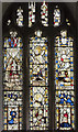 SO9159 : East window, St James' church, Oddingley by Julian P Guffogg