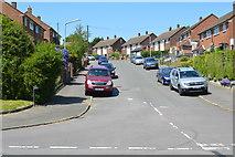 TQ6041 : Harries Rd by N Chadwick