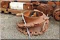 SJ3148 : Cutting wheel by Richard Hoare