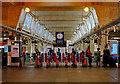 TQ0584 : Uxbridge Underground Station : interior view : Week 40