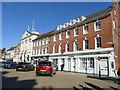 ST8806 : NatWest and Spar, Market Place, Blandford Forum by Stephen Craven