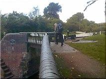 SO8690 : Marsh Bridge by Gordon Griffiths