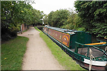SO8277 : Just John on the Staffordshire & Worcestershire Canal by Bill Boaden