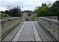 NU2406 : Warkworth Old Bridge by Mat Fascione