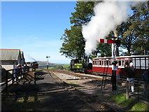 SS6846 : Lynton & Barnstaple Railway by Gareth James