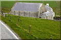 HU3821 : St Ninian's Church, Bigton by David Dixon