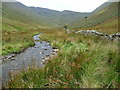 NY4414 : Rampsgill Beck, looking upstream [south] by Christine Johnstone
