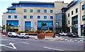 S7276 : Bank of Ireland, Shamrock Plaza, Green Lane, Carlow Town by P L Chadwick