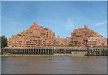 TQ3580 : Ratcliff: Free Trade Wharf, 340 The Highway, E1 (1) by Nigel Cox