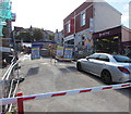 ST5874 : Blocked part of Overton Road, Bristol by Jaggery
