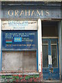 NS0864 : Rothesay Townscape : All You Wanted To Know About Graham's .... by Richard West