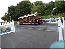 SC4594 : Car No 14 at Ramsey by Dr Neil Clifton