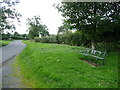NY6215 : The Women's Institute bench, north of Crosby Ravensworth by Christine Johnstone